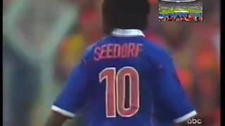 Netherlands vs Belgium Group E World cup 1998