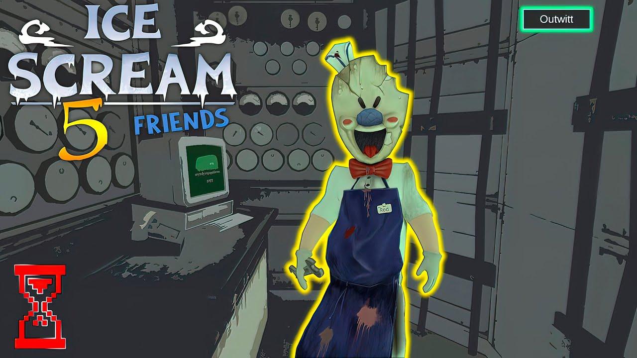 Download Новое дополнение для Мороженщика 5 // Ice Scream 5