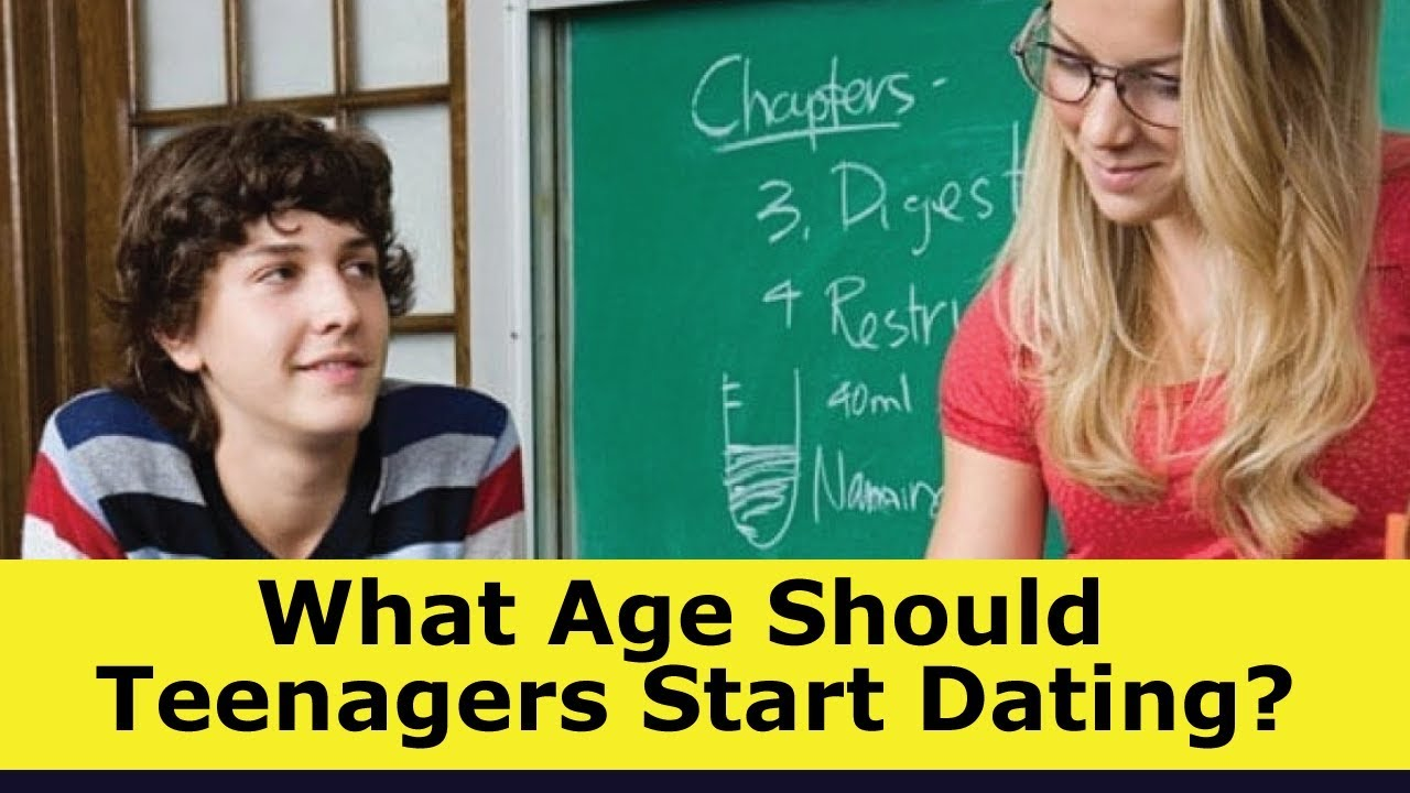 The teens and dating debate What s the right age SheKnows