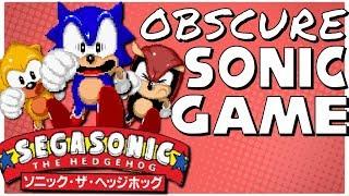 Sonic's Forgotten Classic   Billiam