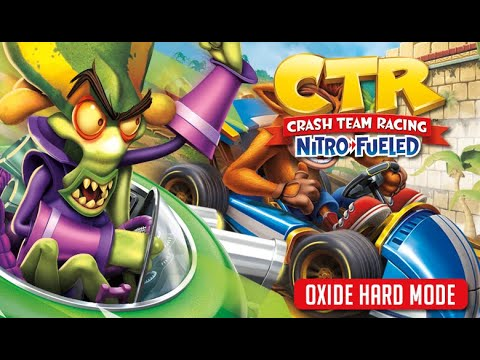 Crash Team Racing Nitro Fueled Final Boss Nitrous Oxide Hard Mode (PS4)