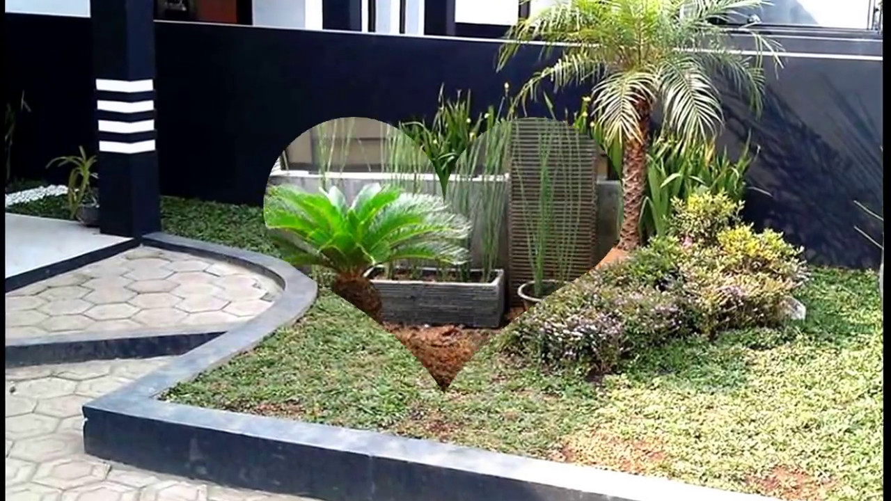 Minimalist Garden Design Ideas YouTube