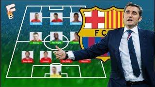 Barcelona Transfer Summer : Barcelona Potential Line Up Next Season 2017 / 2018