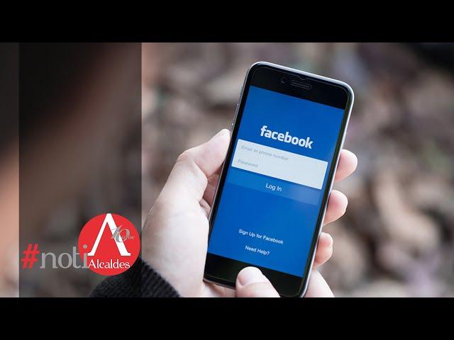 Noti Alcaldes: Facebook ayudará a gobiernos locales a emitir alertas