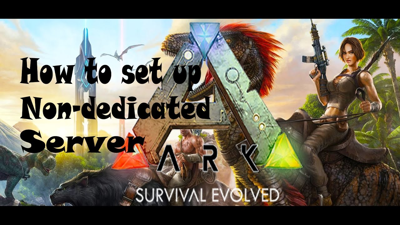 Ark survival evolved - how to host a non dedicated server on Playstation  4!! ( 100% work !)