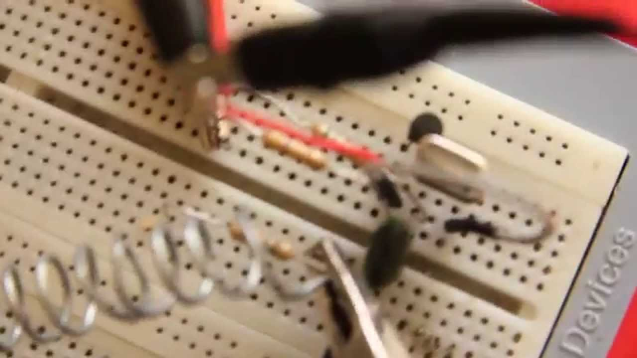 Watch Crystals Oscillator