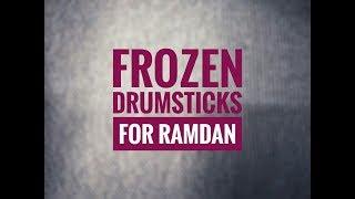 Frozen chicken drumsticks  recipe