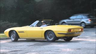 SPOTTING: Ultra-rare 1973 Maserati Ghibli Spyder SS in South Salem, New York