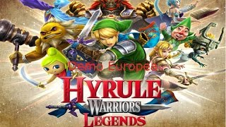 Vídeo Hyrule Warriors: Legends