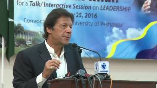Imran Khan Motivational Lecture to students             Must Listen