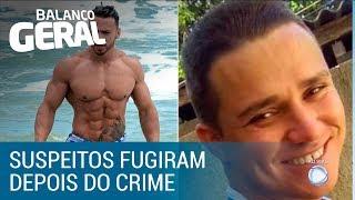 Polícia procura modelo que matou o próprio irmão em Mauá (SP)
