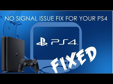 How to simply fix weak or no signal problem of your ps4 using UGREEN HDMI  to VGA converter