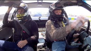 Best Drifting With Beaters With Tony Angelo (part 3) - Car And Driver