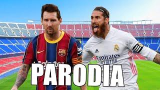 Canción Barcelona vs Real Madrid 1-3 (Parodia Mi Niña)