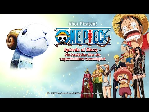 ONE PIECE - TV-Special: Episode of Merry (Anime-Trailer HD)