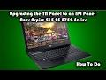 Upgrading the TN Panel to an IPS Panel Acer Aspire E15 E5-575G Series (E15 E5-575G-53VG)