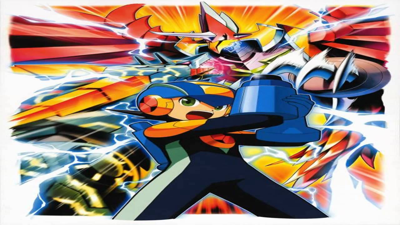 Megaman Battle Network 6 Surge Of Power Boss Theme Piano
