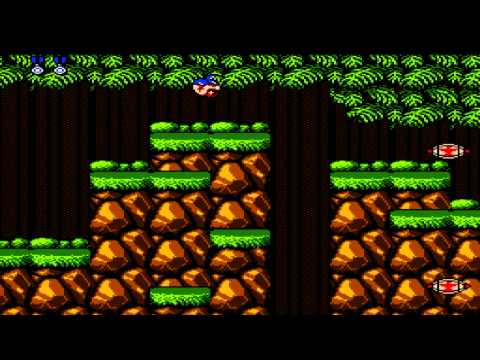 Contra NES with dokaka cover
