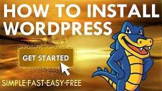 How To Install WordPress With Softaculous Cpanel ~ 2020 ~ A HostGator WordPress Install Tutorial
