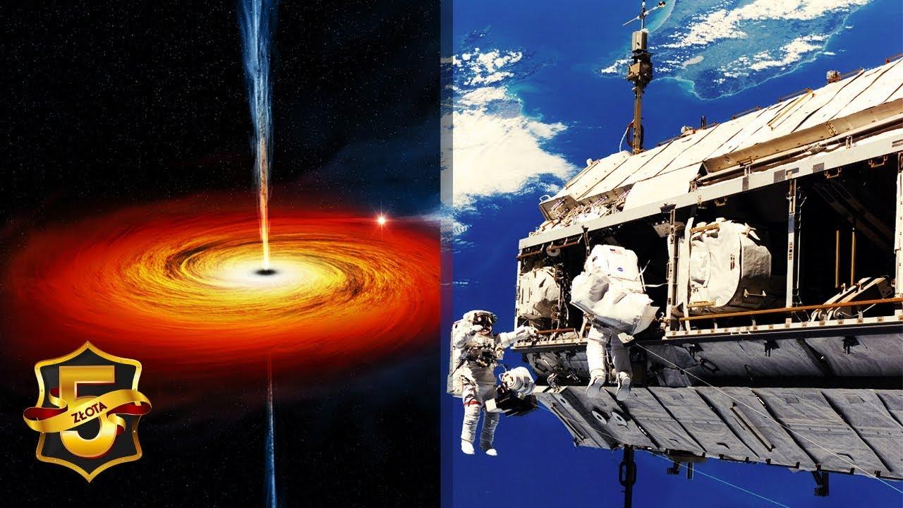 5 zadziwiających faktów o kosmosie