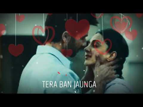 tera-ban-jaunga-whatsapp-status-video-song-|-kabir-singh-|romantic-song-❤️😍