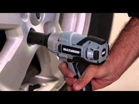 MAXIMUM Impact Wrench