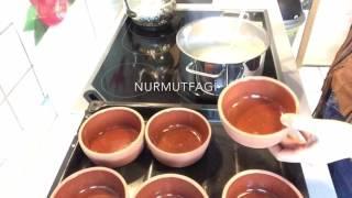 Fırın Sütlaç Nasıl yapılır tarifi - Nurmutfagi