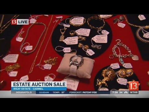 Nancy Irsay auction final day