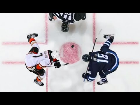 Tim and Sid: Faceoff rules should be low on NHL's priority list
