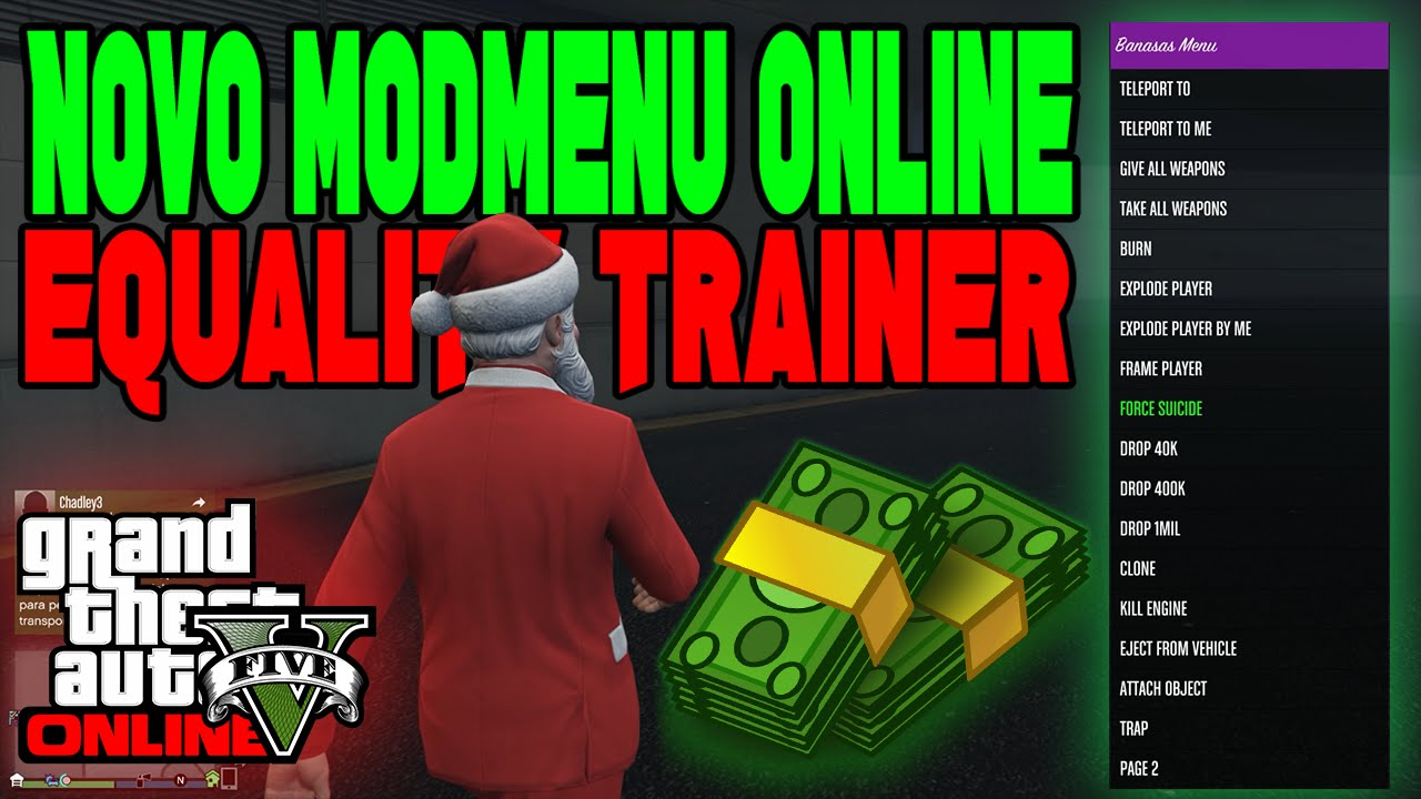 how to add gtav trainer with fivereborn