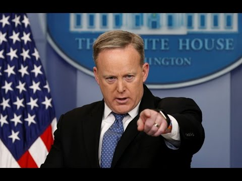 WATCH LIVE: Press Sec. Sean Spicer delivers daily White House news briefing