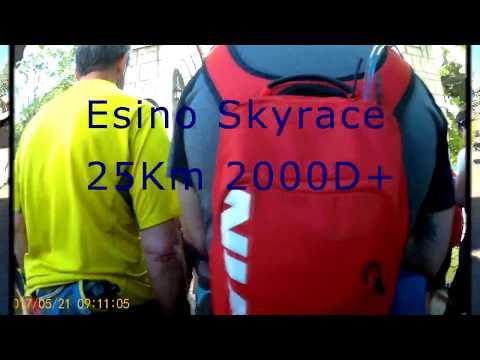 Esino Skyrace 21 Maggio 2017