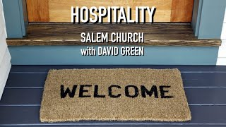 Our Job is Hospitality - David Green  - June 28, 2020