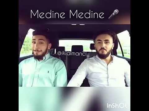 İki almanci Medine ilahisi