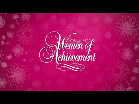 2016 Women of Achievement Honorees