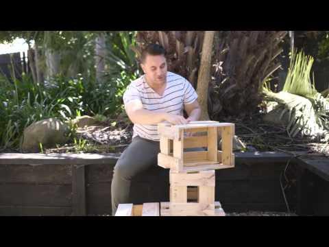 Make a DIY coffee table