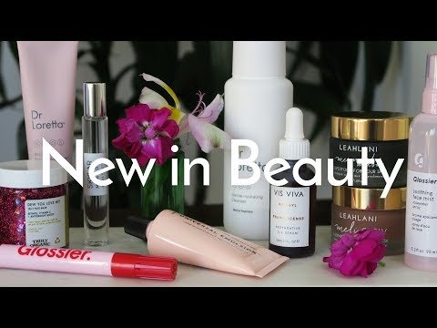 New Beauty Products | Up + Coming Brands, New Releases, Indie Skincare