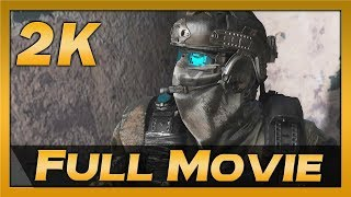 Ghost Recon: Future Soldier (PC) | Full Movie I Tactical Walkthrough [1440p 60fps]