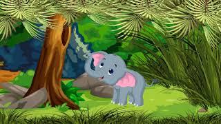 Детские мультфильмы Слоненок и Попугай 2019