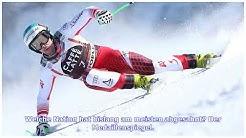 Alpine Ski-WM 2019 - Der Medaillenspiegel aus Are