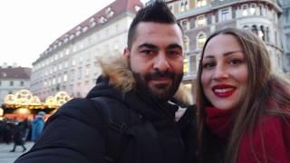 Bratislava, Vienna, Budapest: December 2019-Xmas Markets