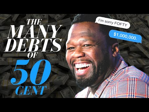 The Many Debts Of 50 Cent