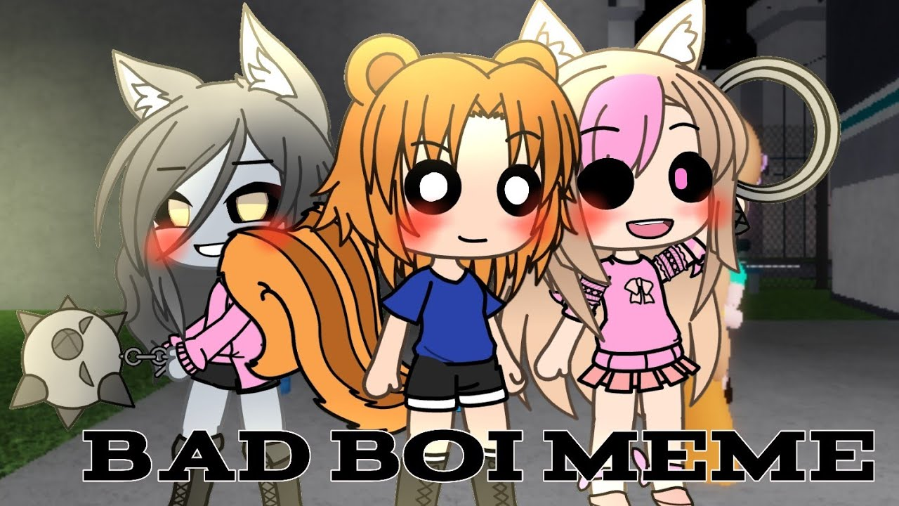 Bad Boi Meme Piggy Fanmade Characters Youtube