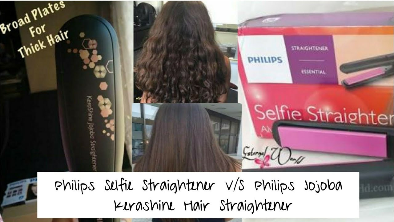 Philips Kerashine Jojoba Hair