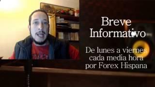 Breve informativo - Noticias Forex del 6 de Febrero 2017