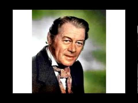 """""""Talk to the Animals"""" sung by Rex Harrison"""