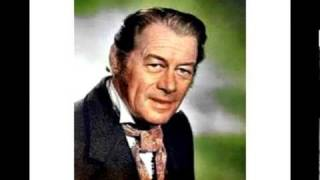 """Talk to the Animals"" sung by Rex Harrison"