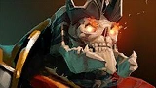 DotA2: RIP Skeleton King