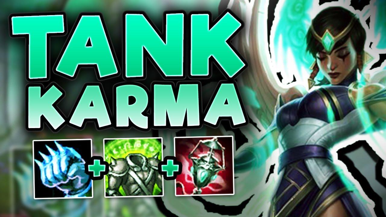 Karma Tank Top Build