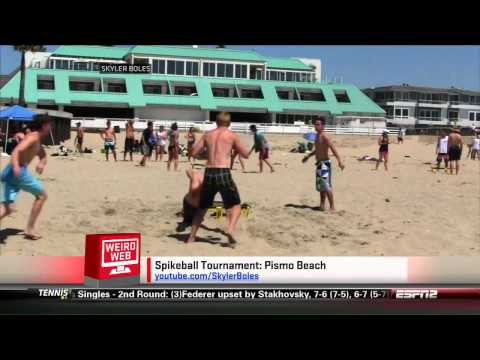 Spikeball on ESPN2's Sports Nation!!